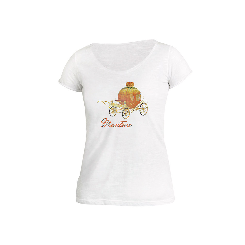 T-shirt Carrozza